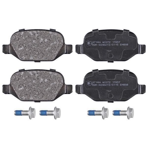 Remblokkenset achterzijde origineel kwaliteit ALFA ROMEO 156 (932_) 1.6 16V T.SPARK