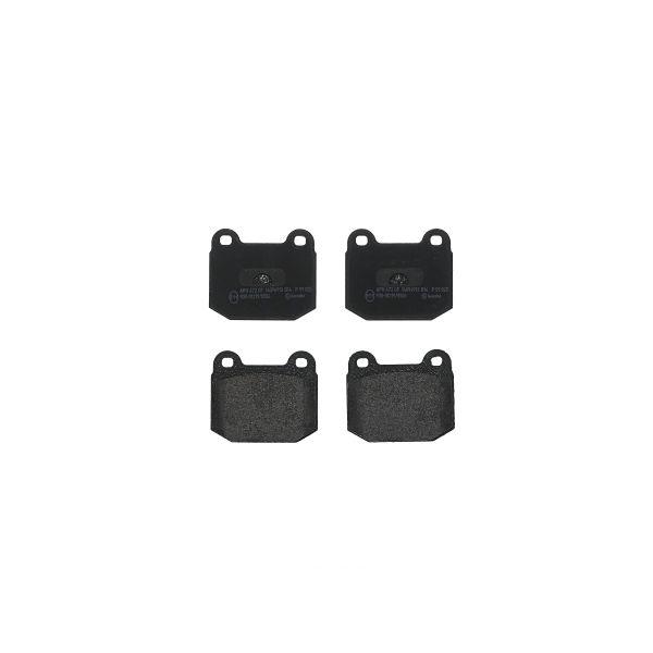 Remblokkenset voorzijde Brembo premium LOTUS ELISE 1.8