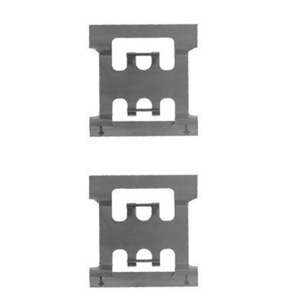 Remblok-montageset voorzijde VOLVO 740 (744) 2.3