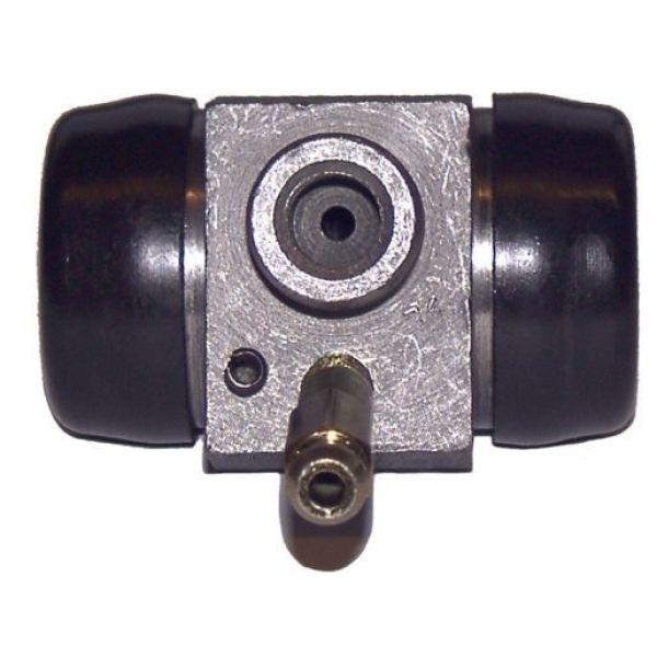 Wielremcilinder achterzijde, links of rechts