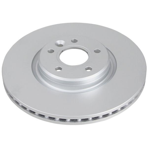 Remschijf voorzijde origineel kwaliteit VOLVO S40 II (544) 1.6 D