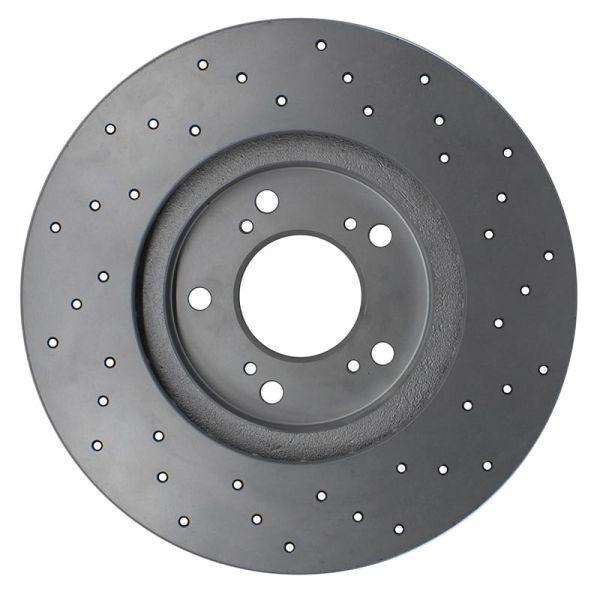 Remschijf voorzijde Sport kwaliteit VOLVO V70 II 2.4 T5